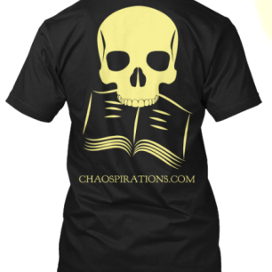 I WILL READ UNTIL I DIE (back)